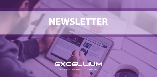 Excellium's newsletter banner: From malwares to compromisesEmotet