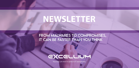 Newsletter banner: From malwares to compromises